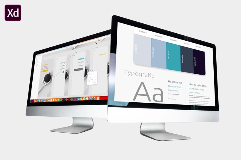 Prototyping & Experience Design mit Adobe XD –Deutsches Tutorials für Lernende