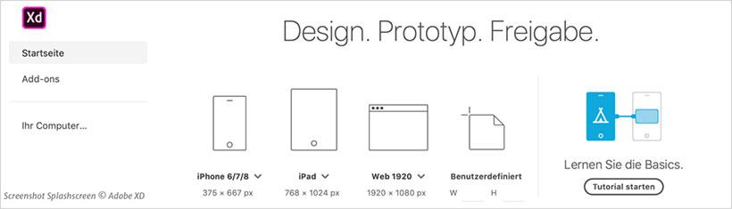 adobe-xd-prototyp-erstellen-splashscreen